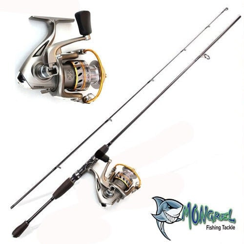 Fishing Rod + Reel Combos