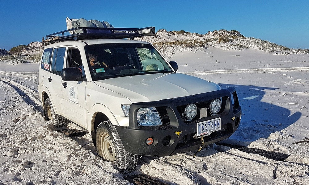 Getting out on the dirt: our 4x4 tips for beginners