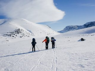 Snow Camping: why we love it