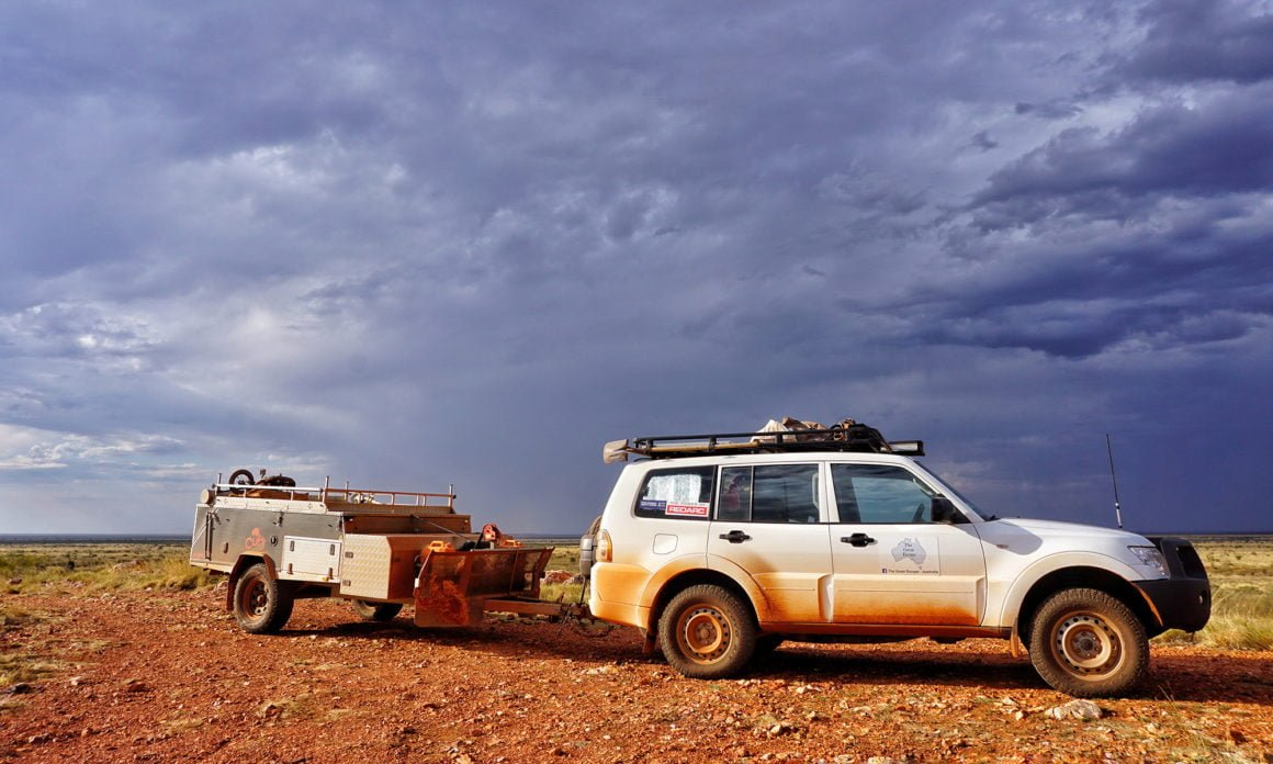 The Tanami Track – Adventures in Outback Australia
