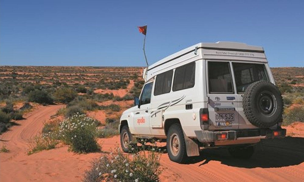 How to Hire a Campervan in Australia