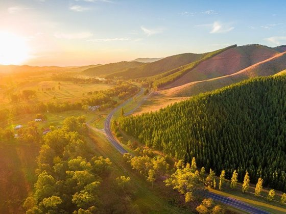 The Great Alpine Road: taking the high road