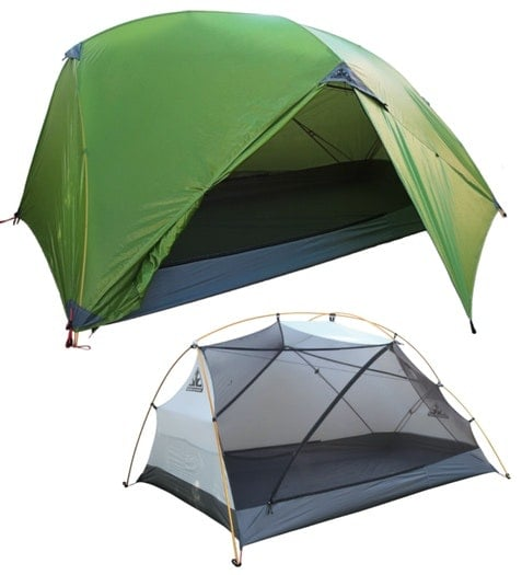 Three-Person Tents