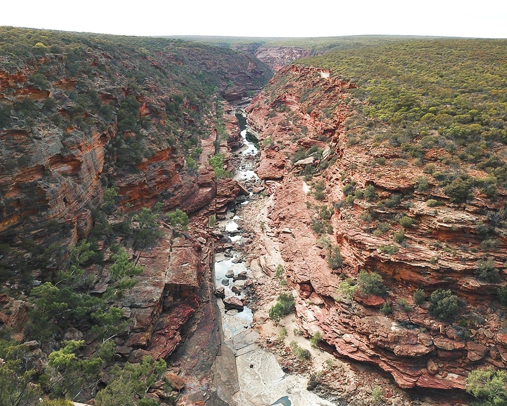 Kalbarri WA: where to play and where to stay