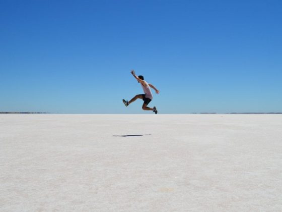 Weekend Roadie: exploring Victoria's Salt Lakes