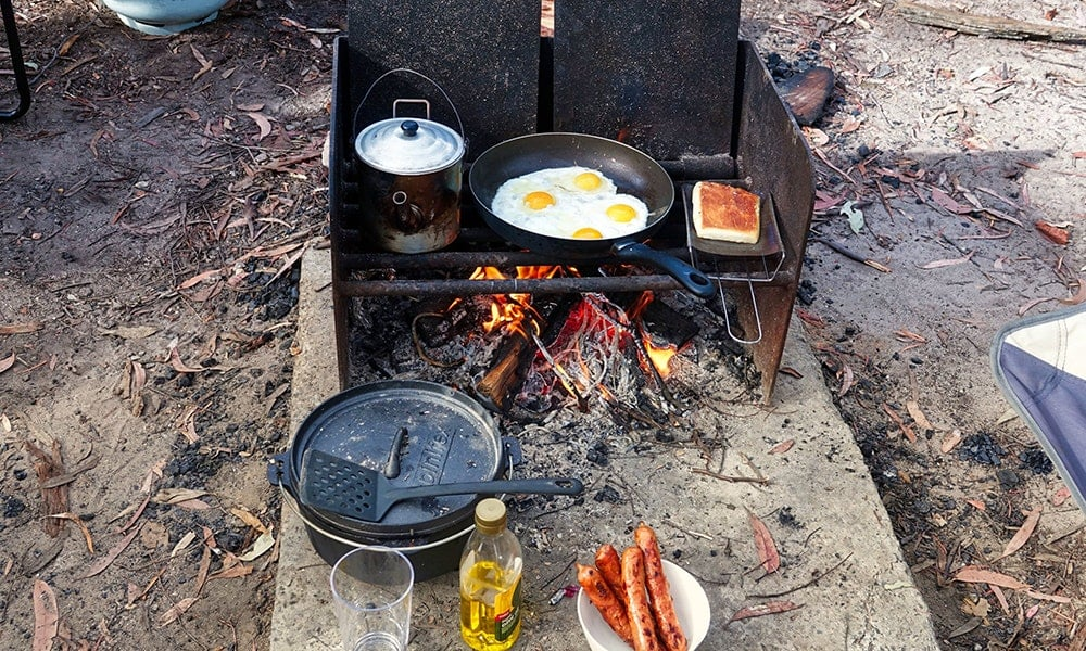 Campfire Cooking: 5 easy recipes for your next camping trip