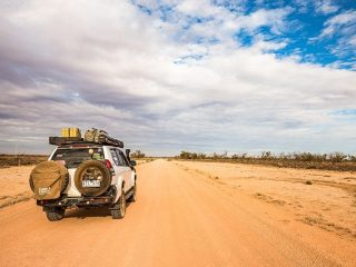 Barmera Bound: driving the Old Mail Road