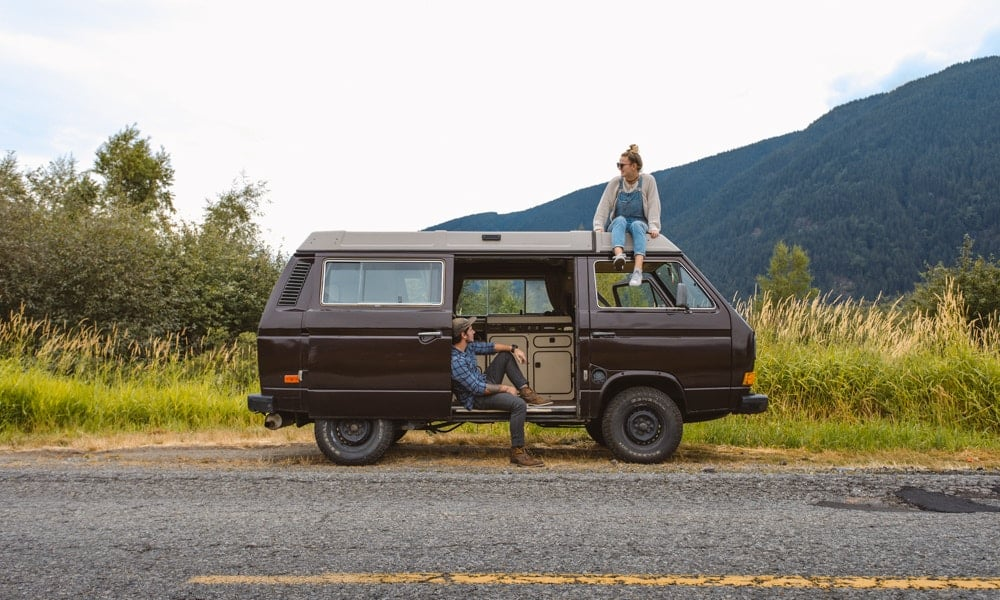 Van Life: the ultimate freedom
