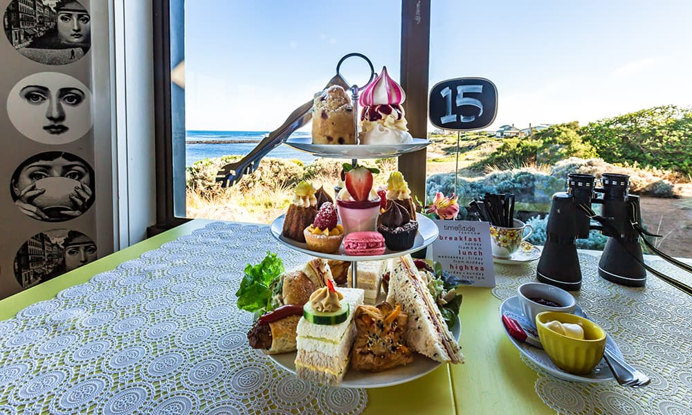 ANYONE CAN ENJOY HIGH TEA IN PORT FAIRY